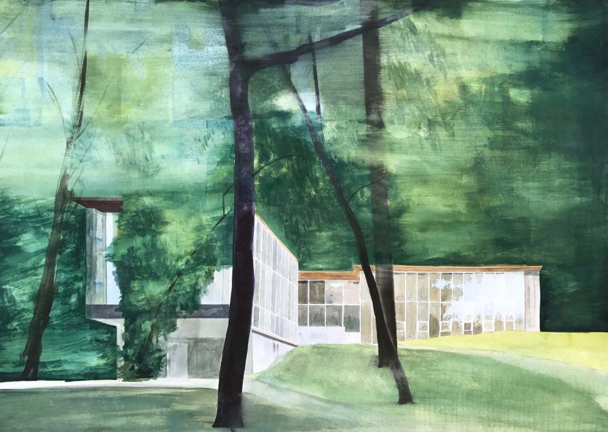R.Elliott' 'Forest House' 2017
